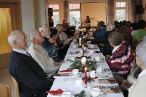 Senioren-Adventsfeier am 3.12.2016