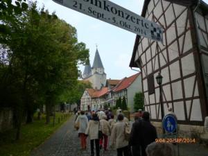 20.09.2014 Gemeindefahrt nach Königslutter