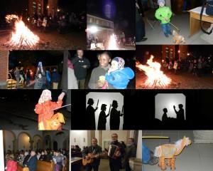 Am Martinstag (11.11.2013) wurde ein zünftiges Kinderfest gefeiert.